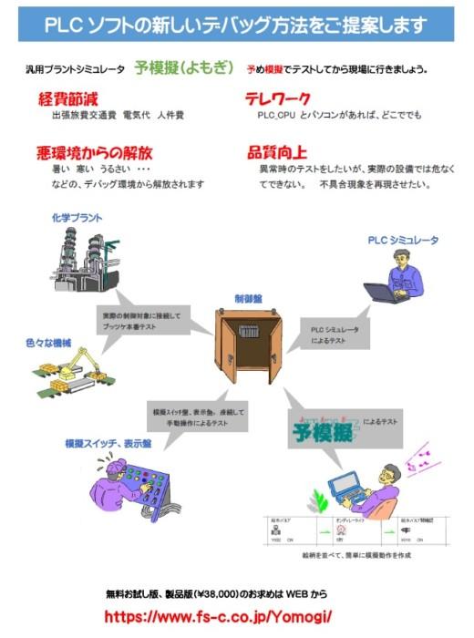 予模擬イメージ